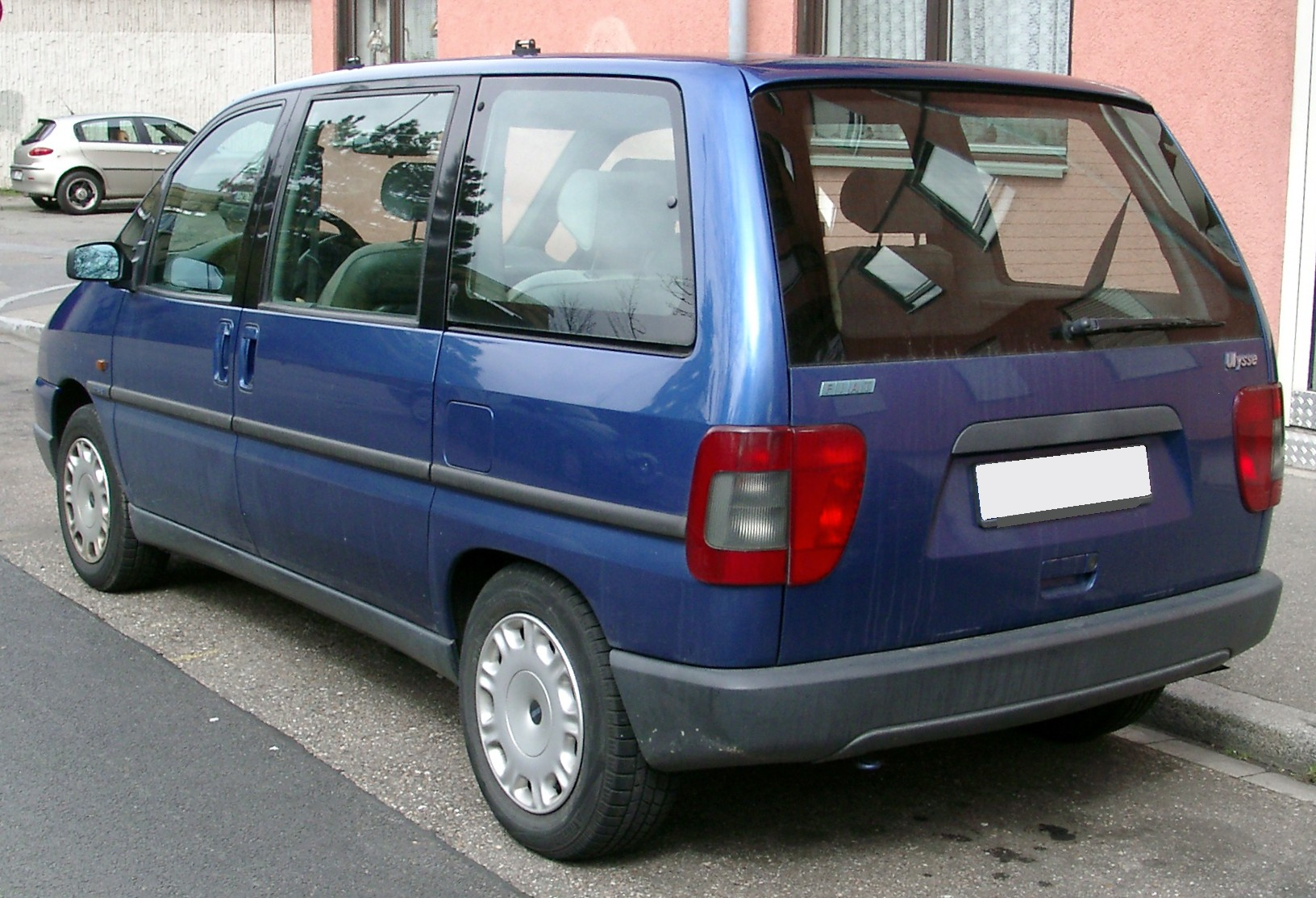 Pictures of fiat ulysse #1