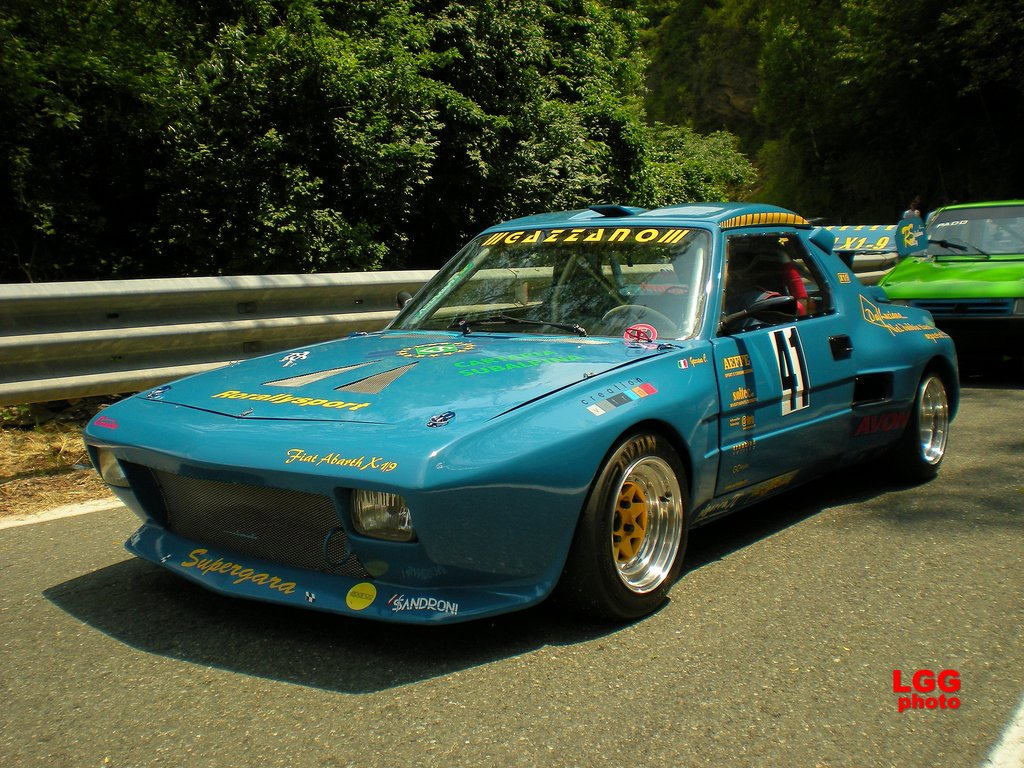 Pictures of fiat x 1/9 #14