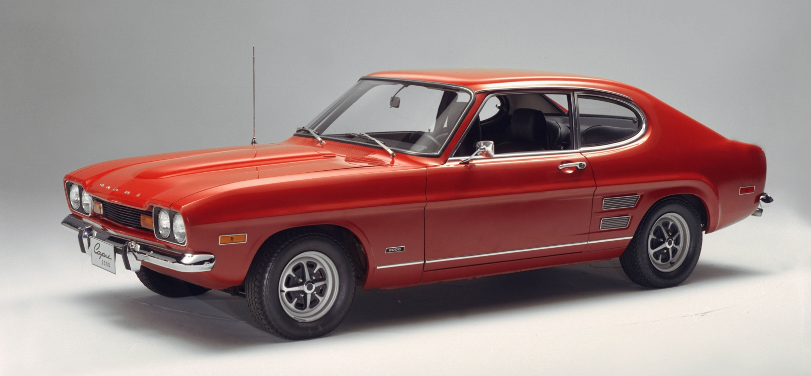 Pictures of ford capri