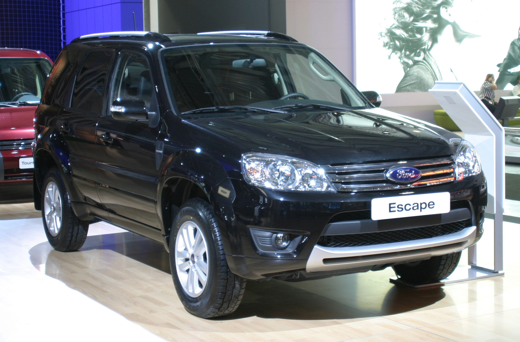 Pictures of ford escape europe #2