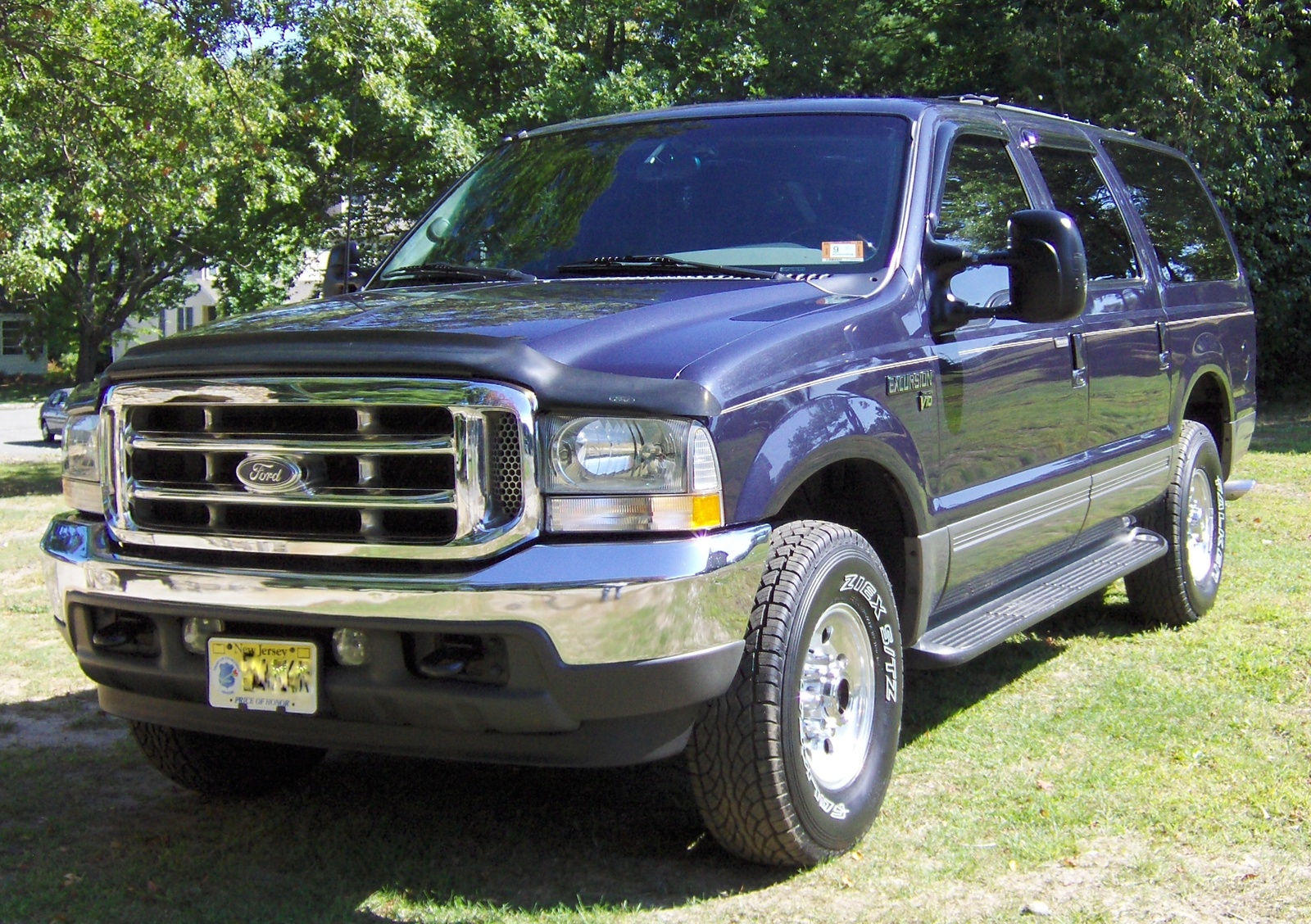 Pictures of ford excursion