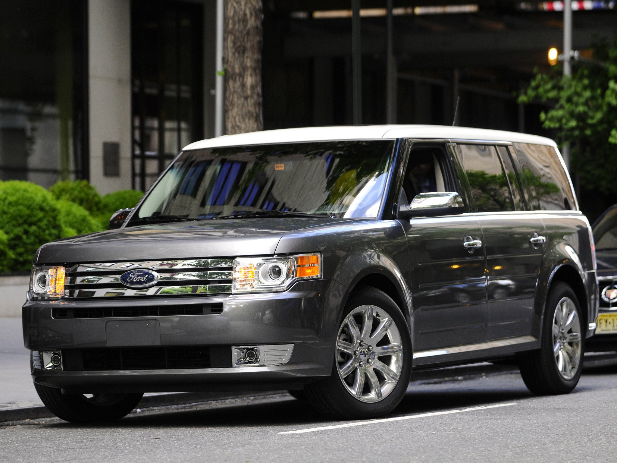 Pictures of ford flex
