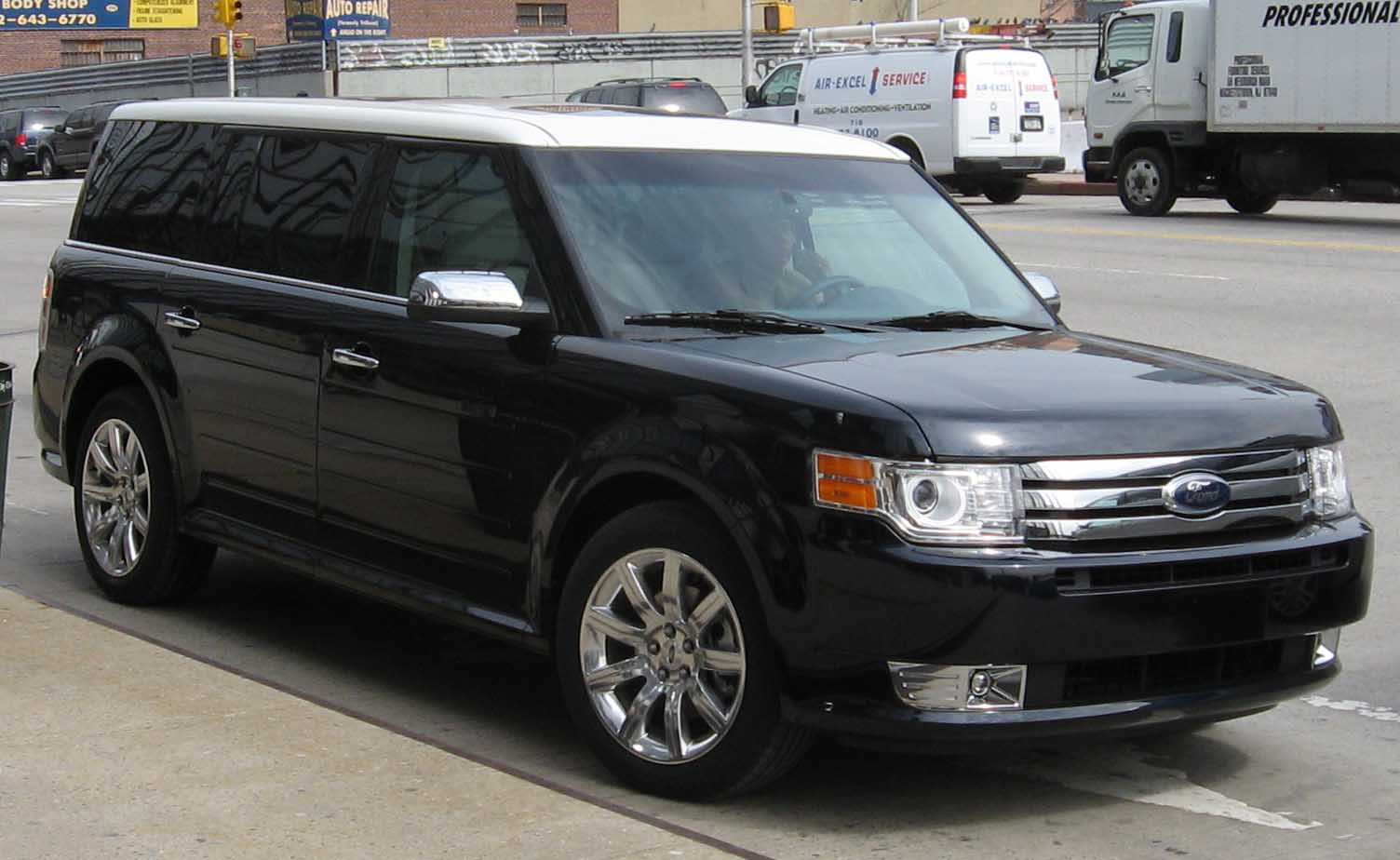 Pictures of ford flex 2008