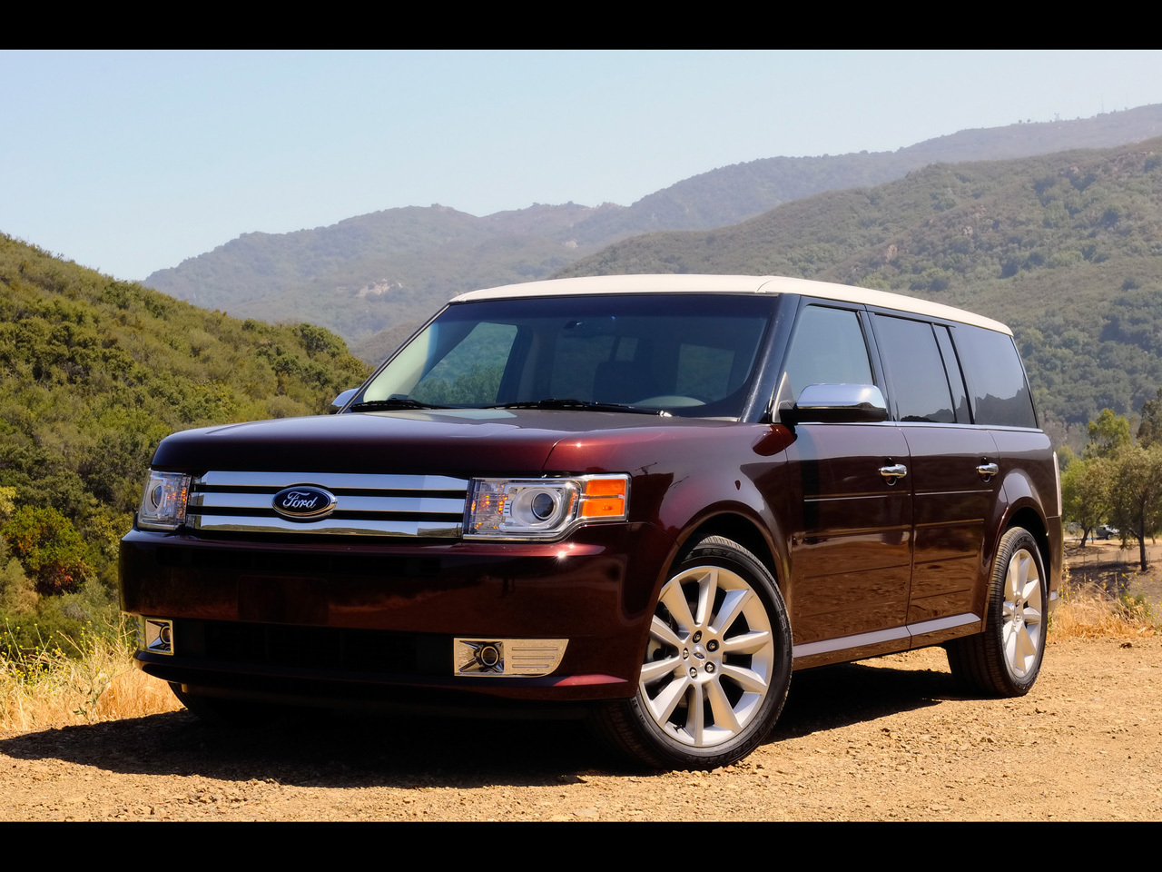 Pictures of ford flex 2009