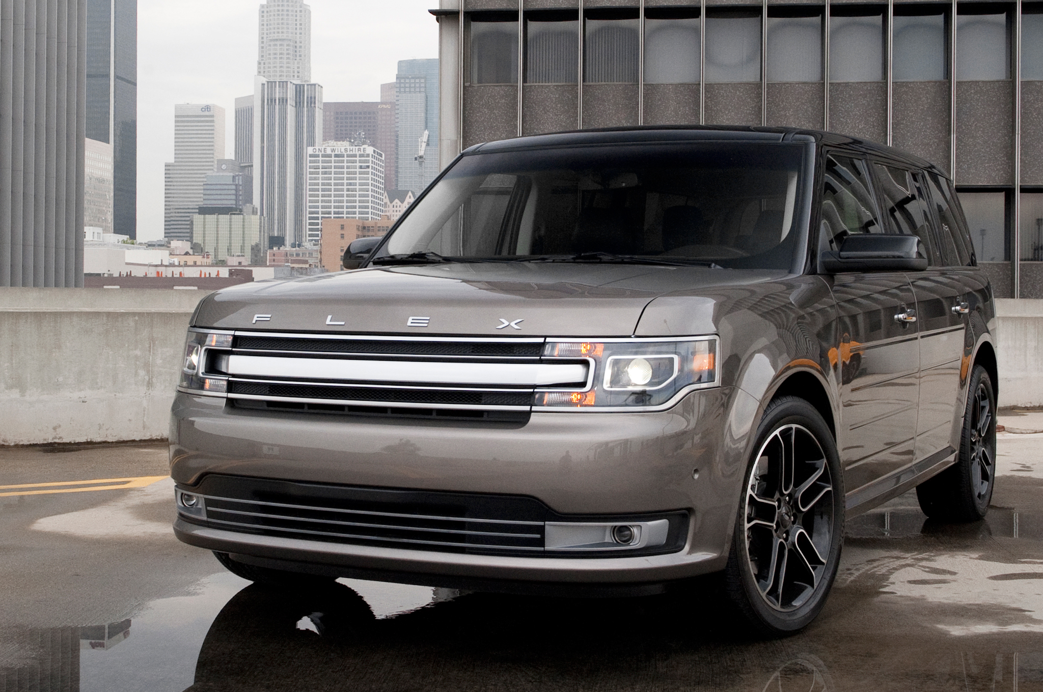 Pictures of ford flex 2015