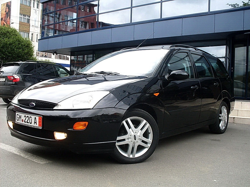 Pictures of ford focus 2001