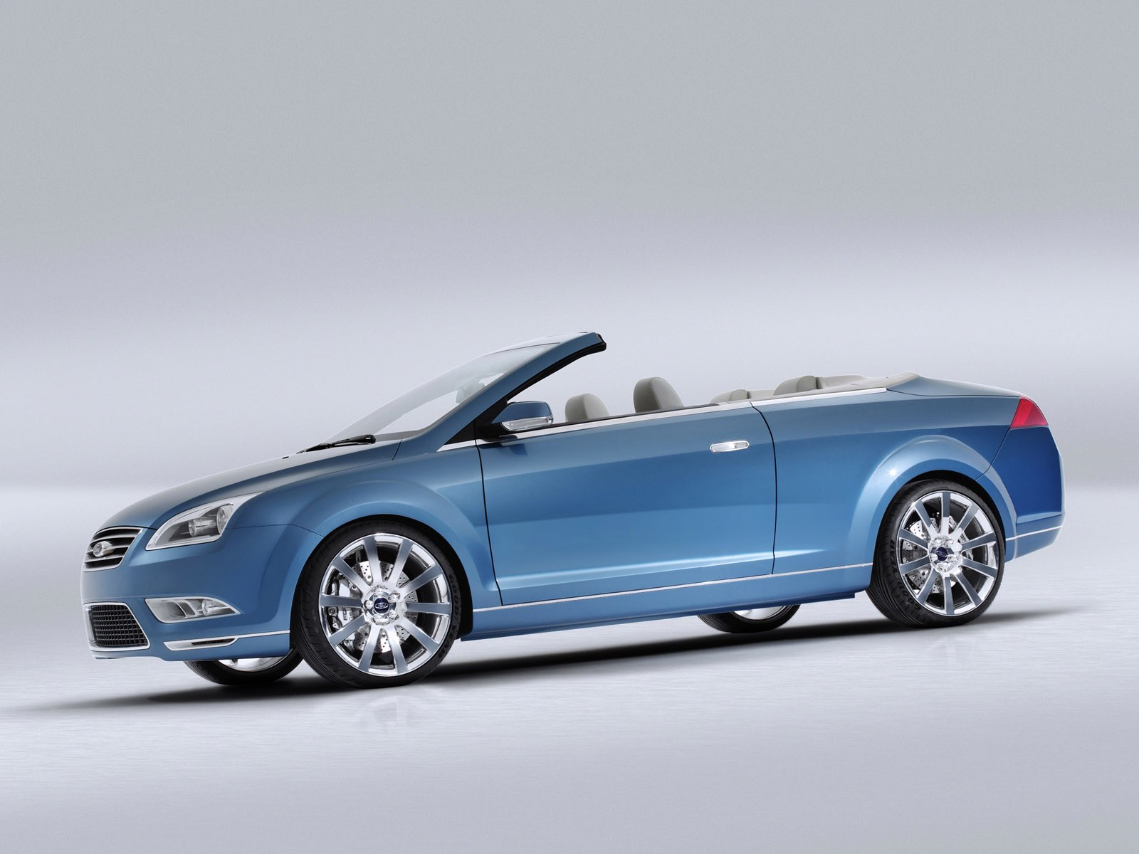 Pictures of ford focus coupe cabriolet ii 2009