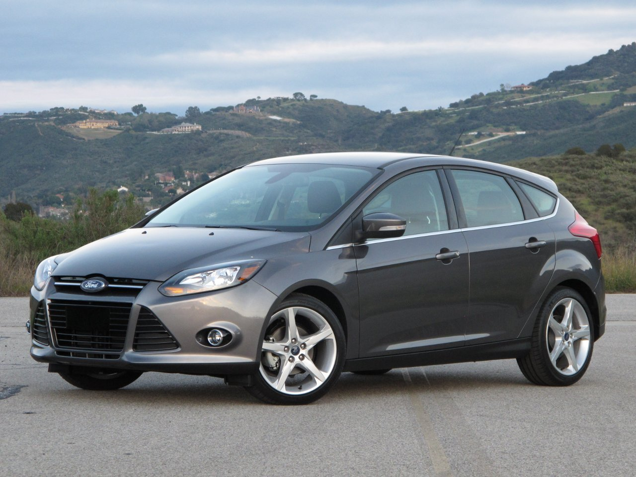 Pictures of ford focus hatchback ii 2009 #9