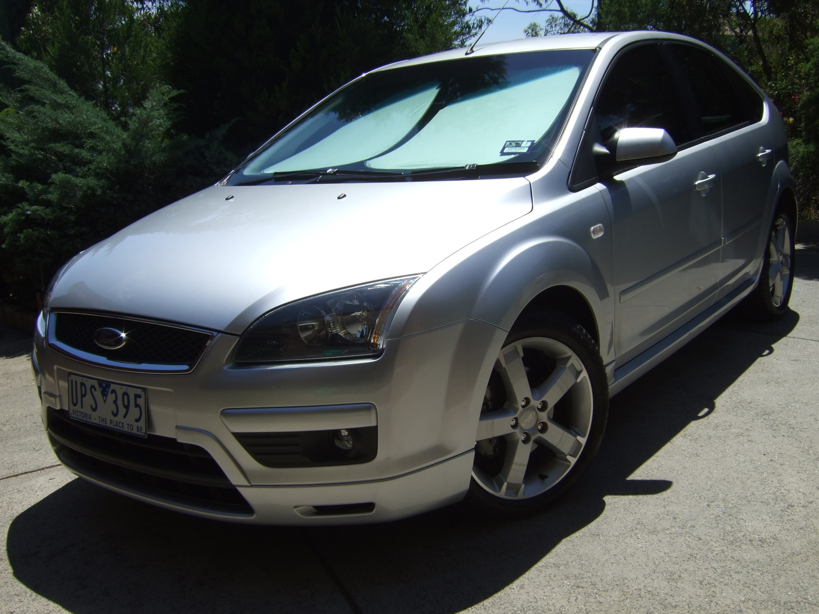 Pictures of ford focus ii 2007