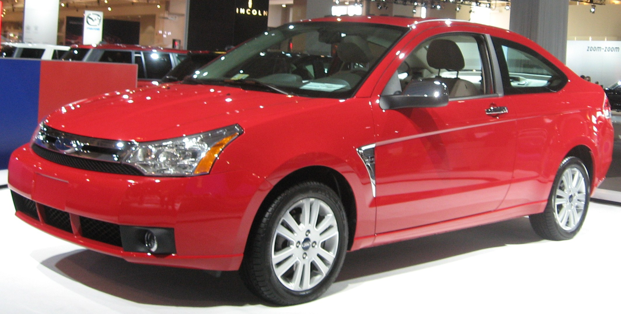 Pictures of ford focus ii coupe 2008