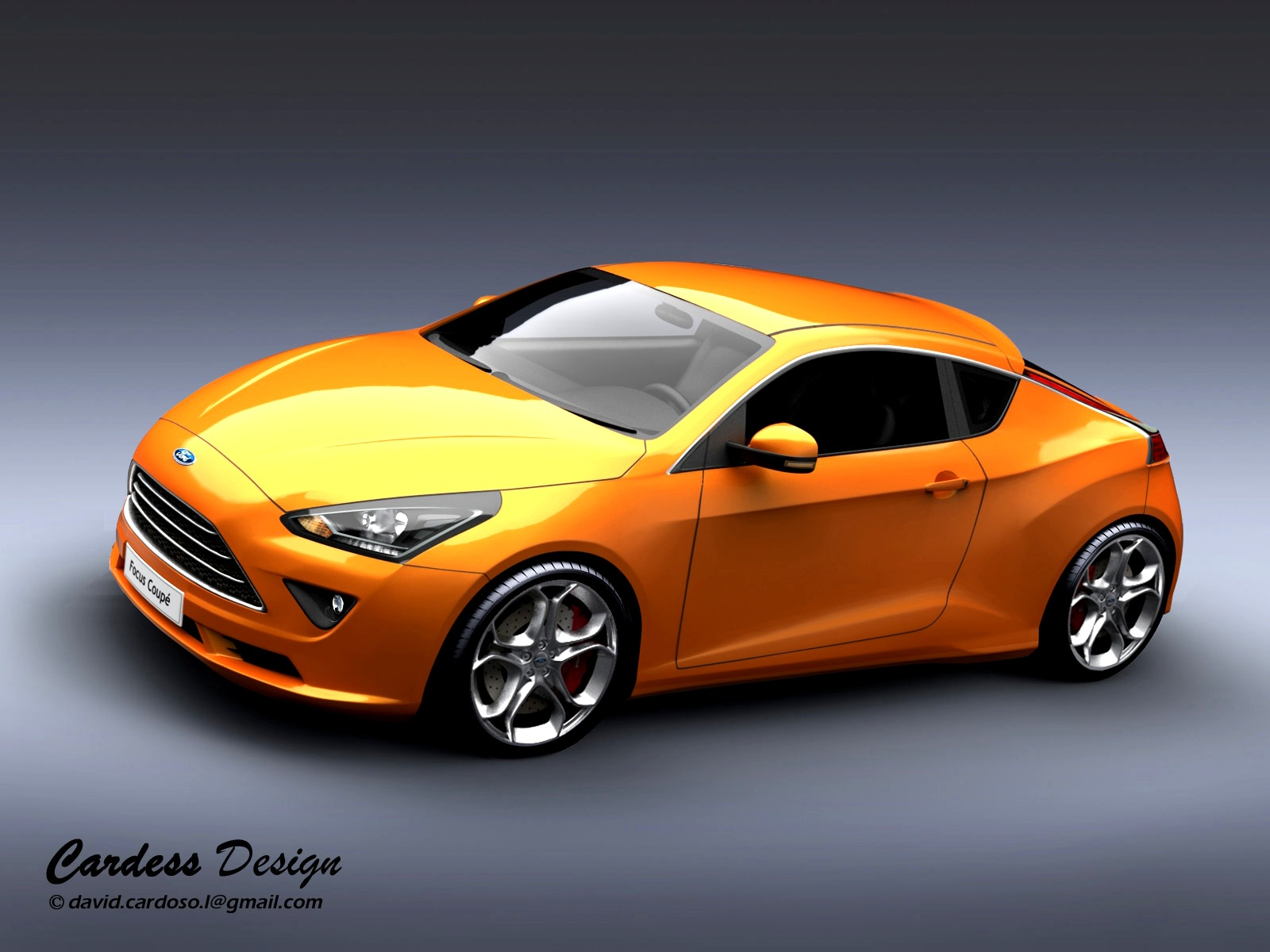 Pictures of ford focus ii coupe 2011