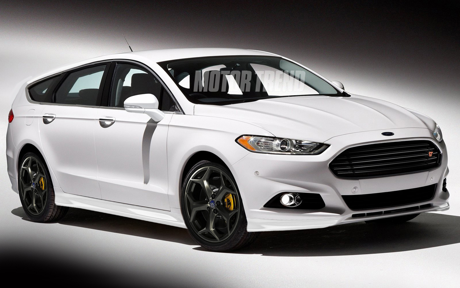 Pictures of ford fusion
