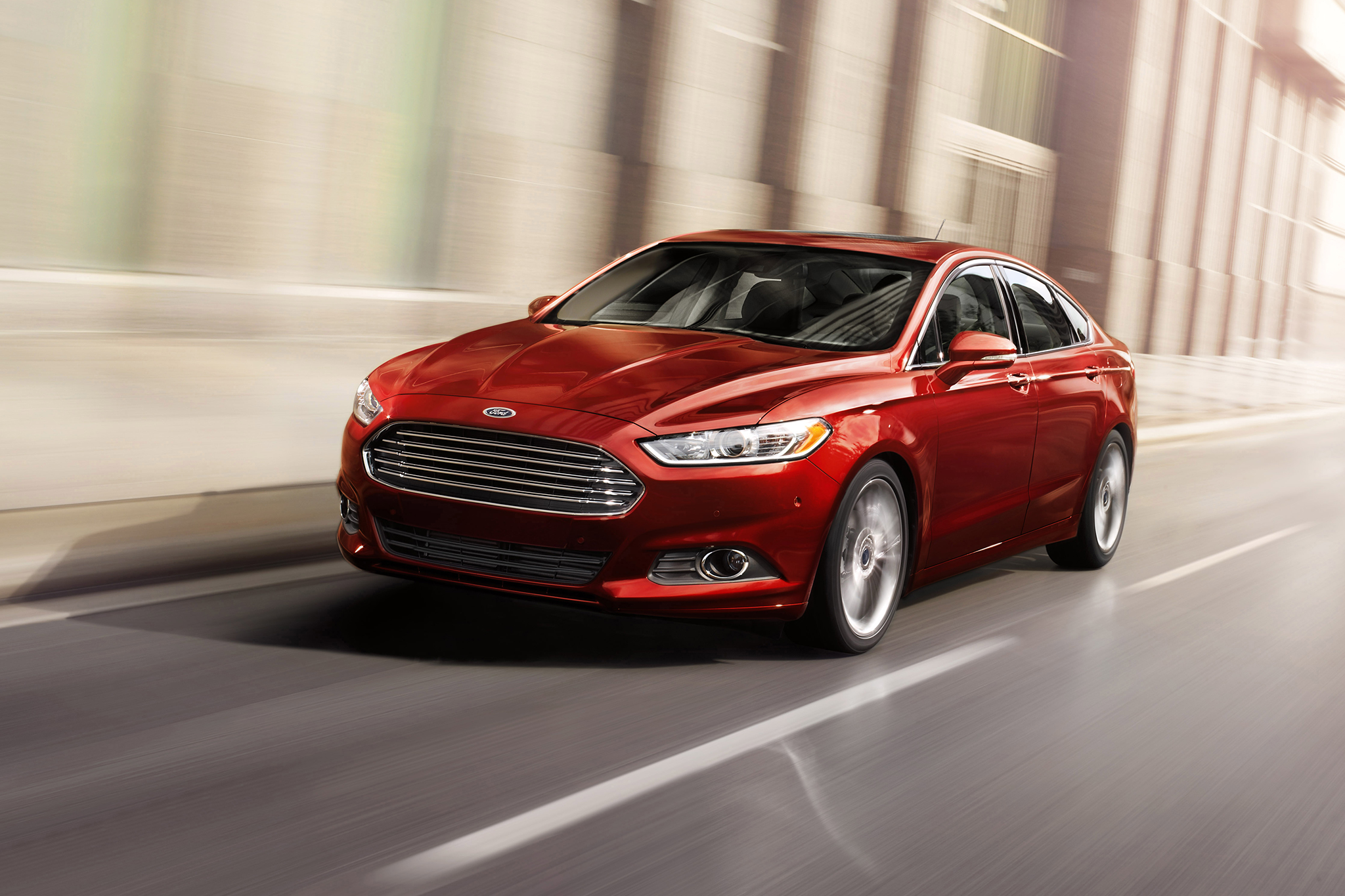 fusion the most is ford sought after from car