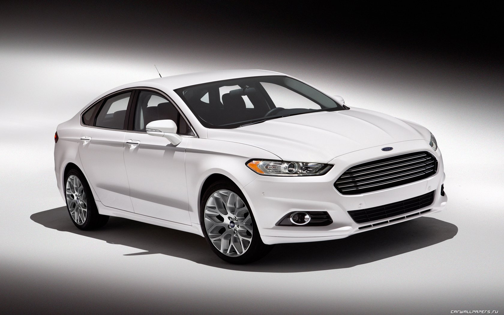Pictures of ford fusion usa