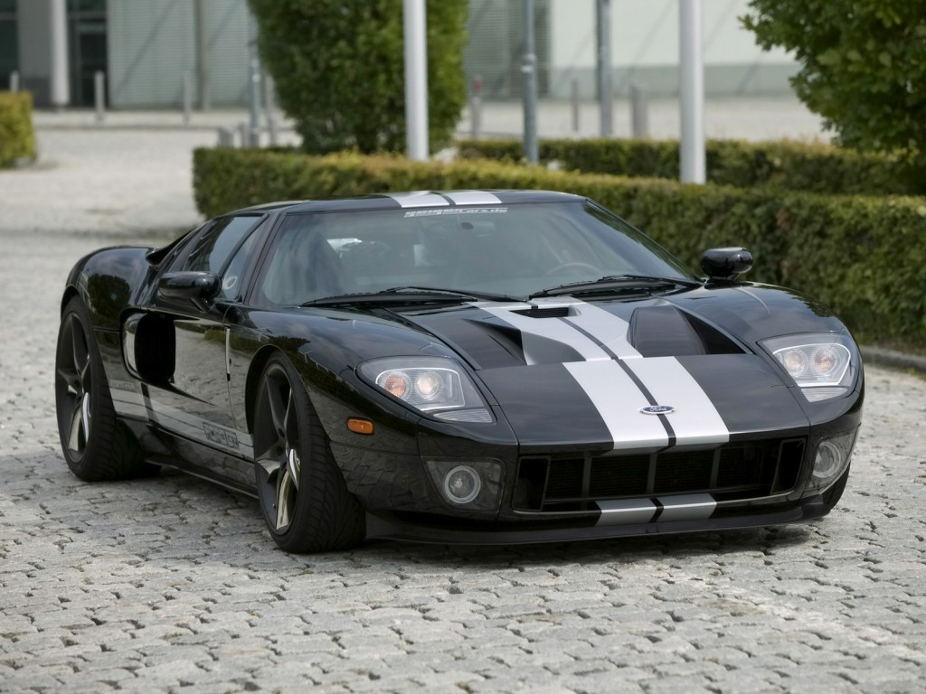 Pictures of ford gt #3