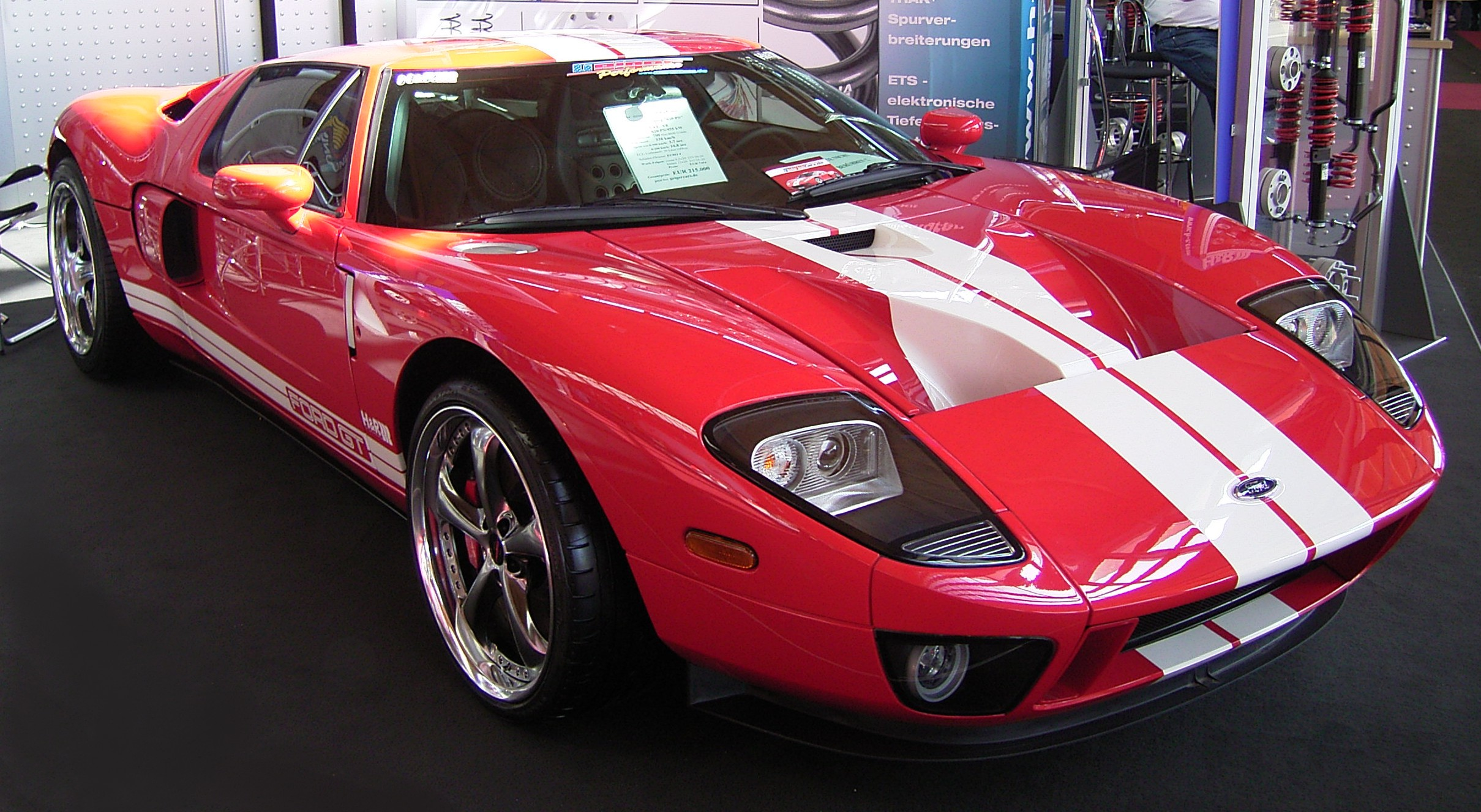 Pictures of ford gt #11
