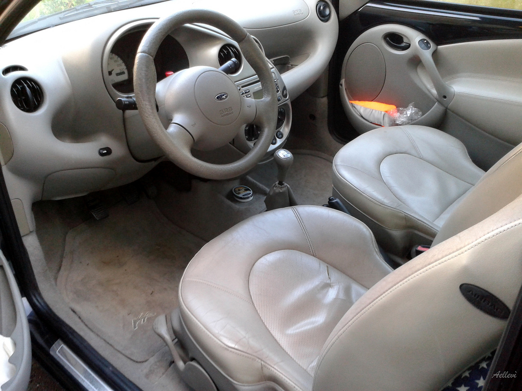 Pictures Of Ford Ka 2001 3