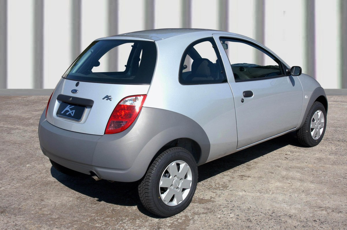 2002 Ford Ka Pictures Information And Specs Auto