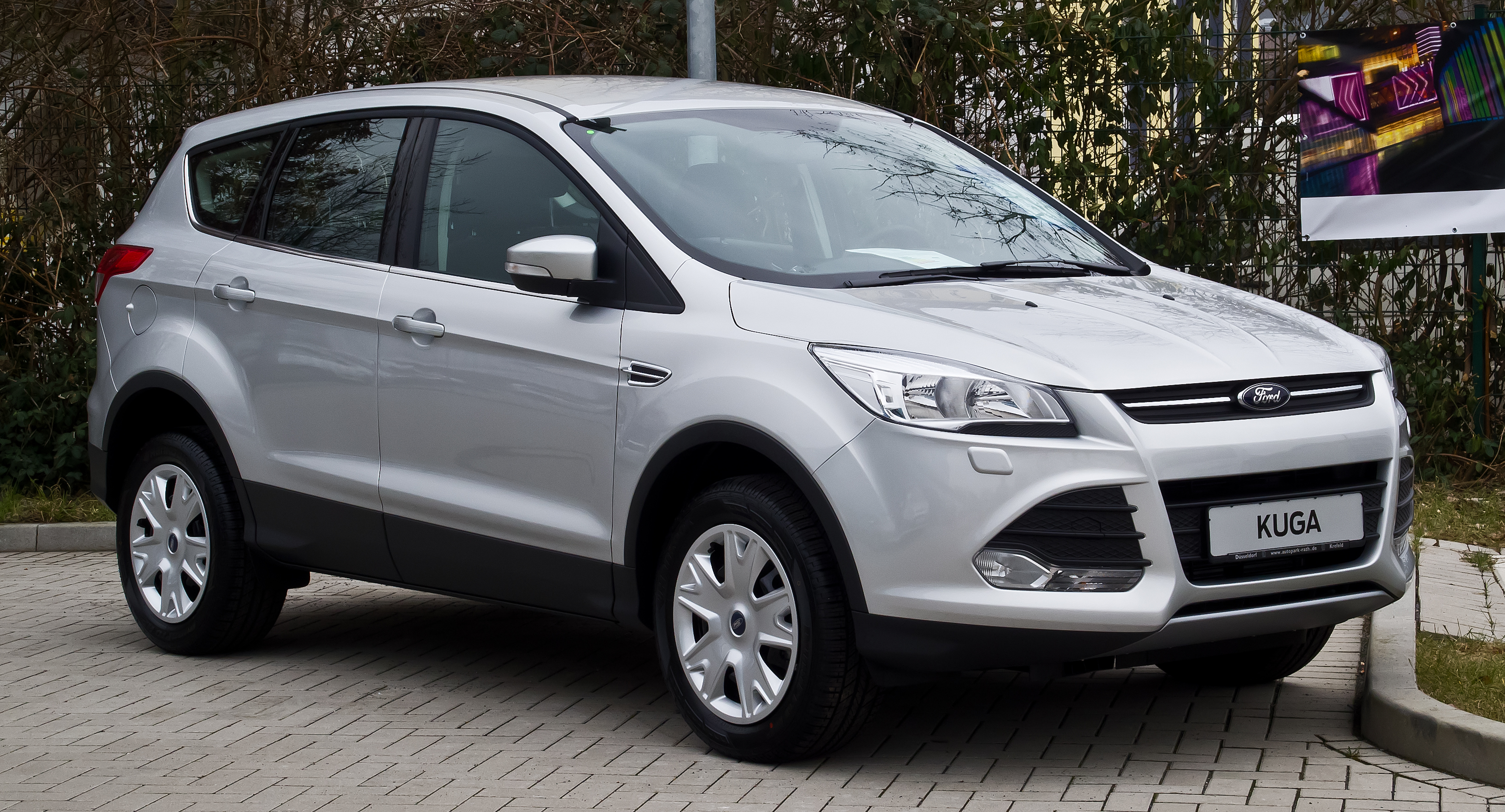 Pictures of ford kuga
