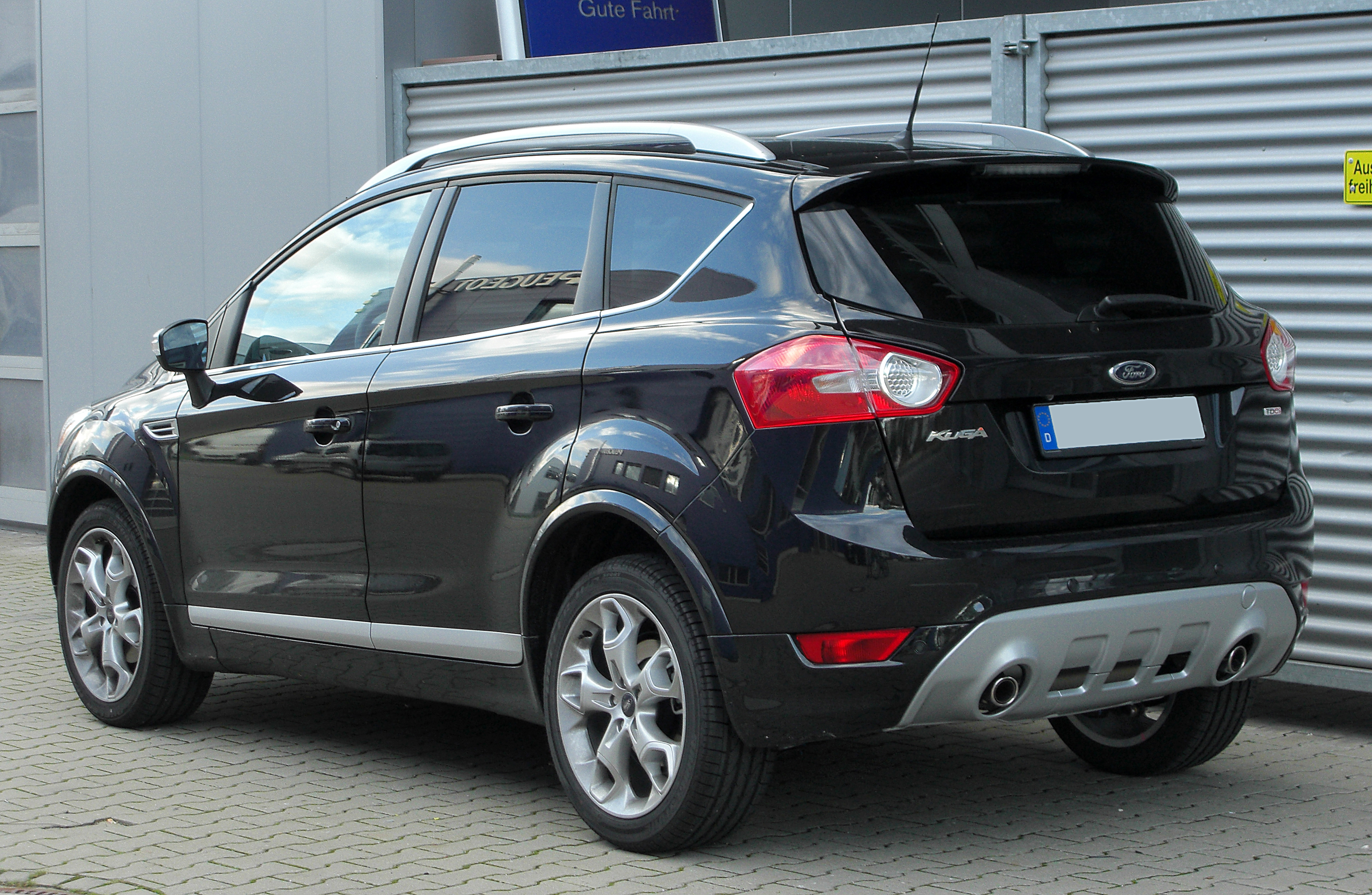 Pictures of ford kuga #14