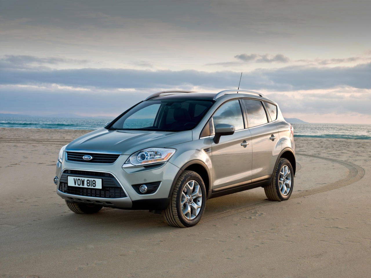 Pictures of ford kuga 2010 #2