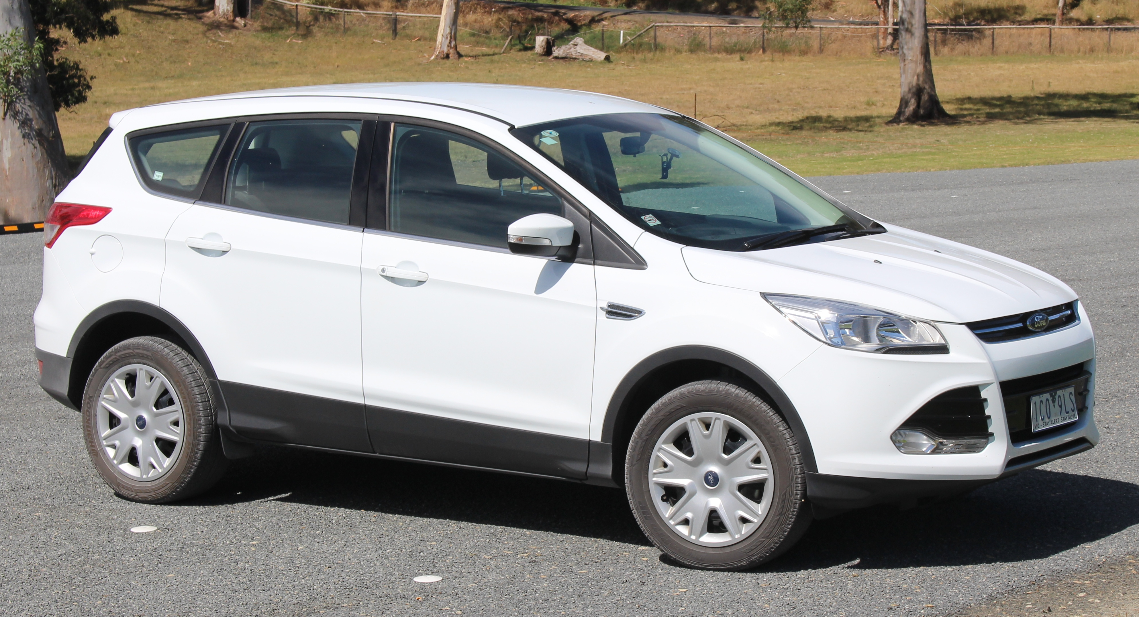 Pictures of ford kuga ii 2015 #2