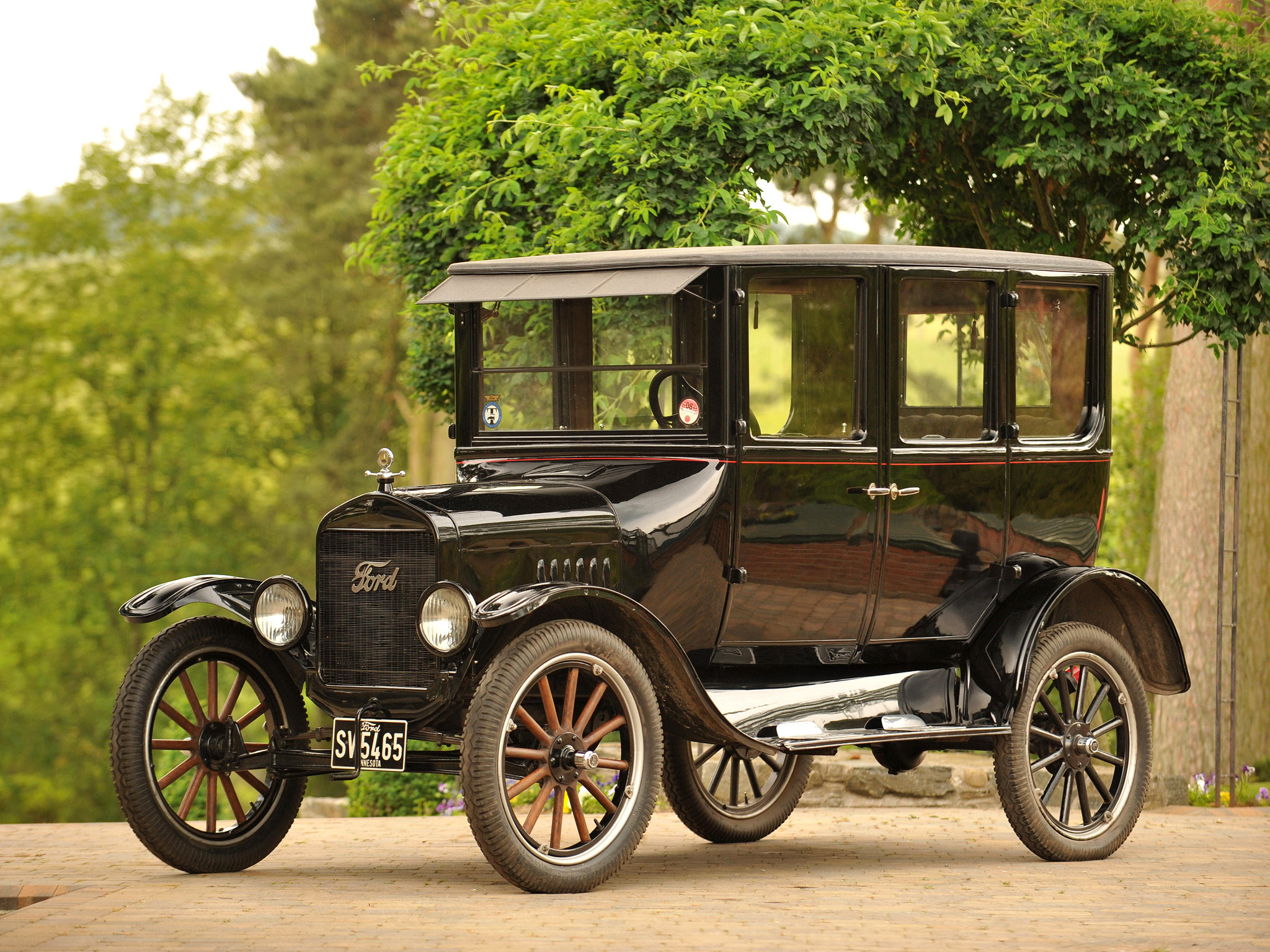 Pictures of ford model t