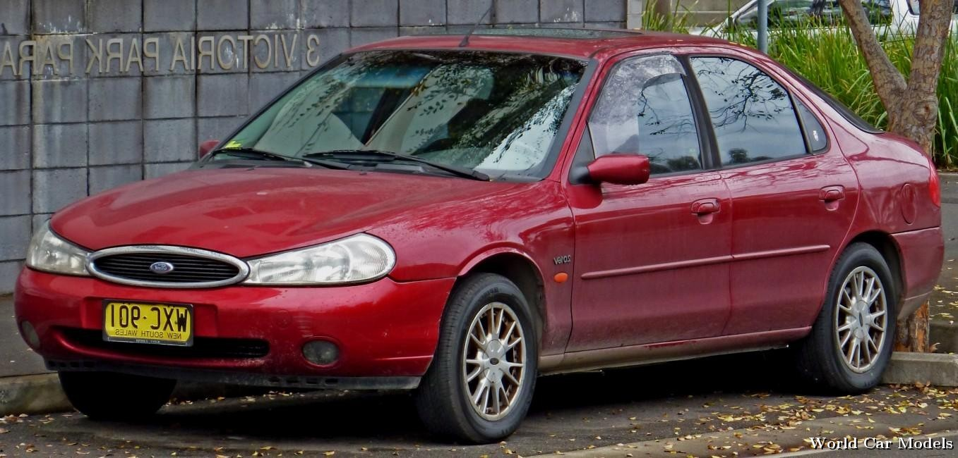 Pictures of ford mondeo ii hatchback 2000 #13