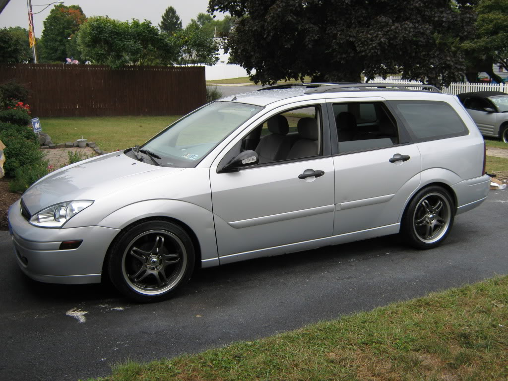 Pictures of ford mondeo iii wagon 2001