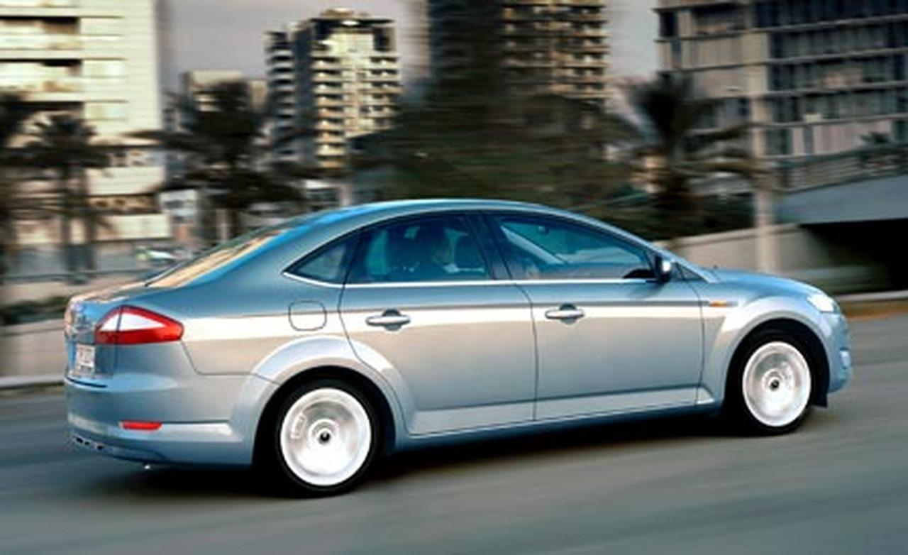2008 ford mondeo iv sedan pictures information and specs auto. Black Bedroom Furniture Sets. Home Design Ideas