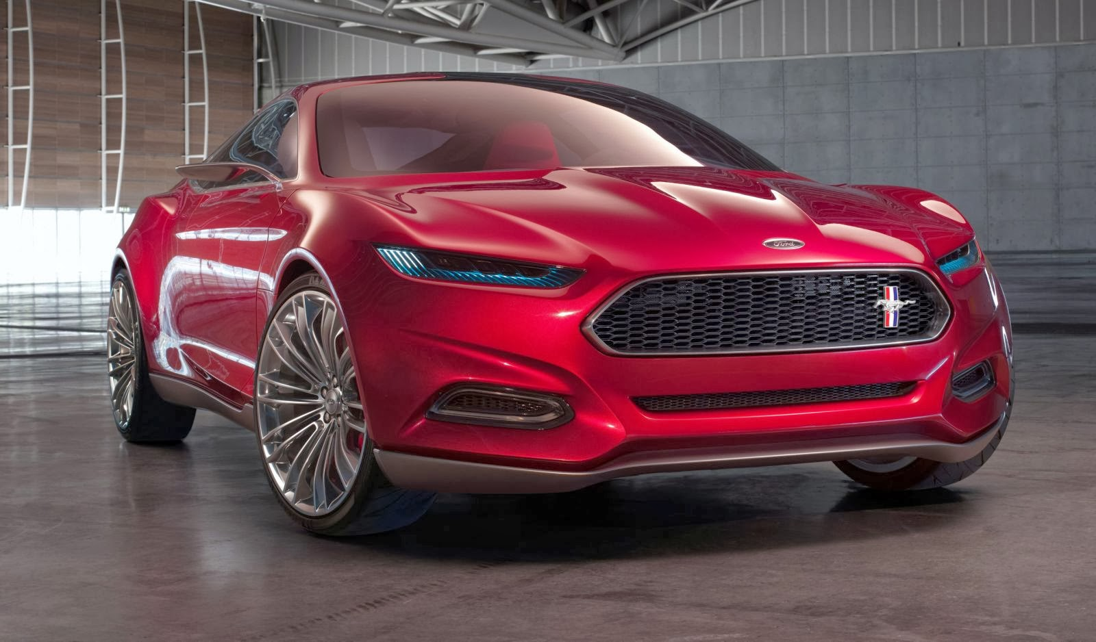 pictures of ford mustang v 2016 2