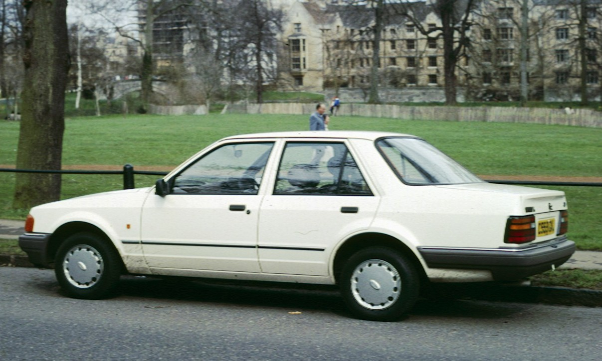 Pictures of ford orion #12