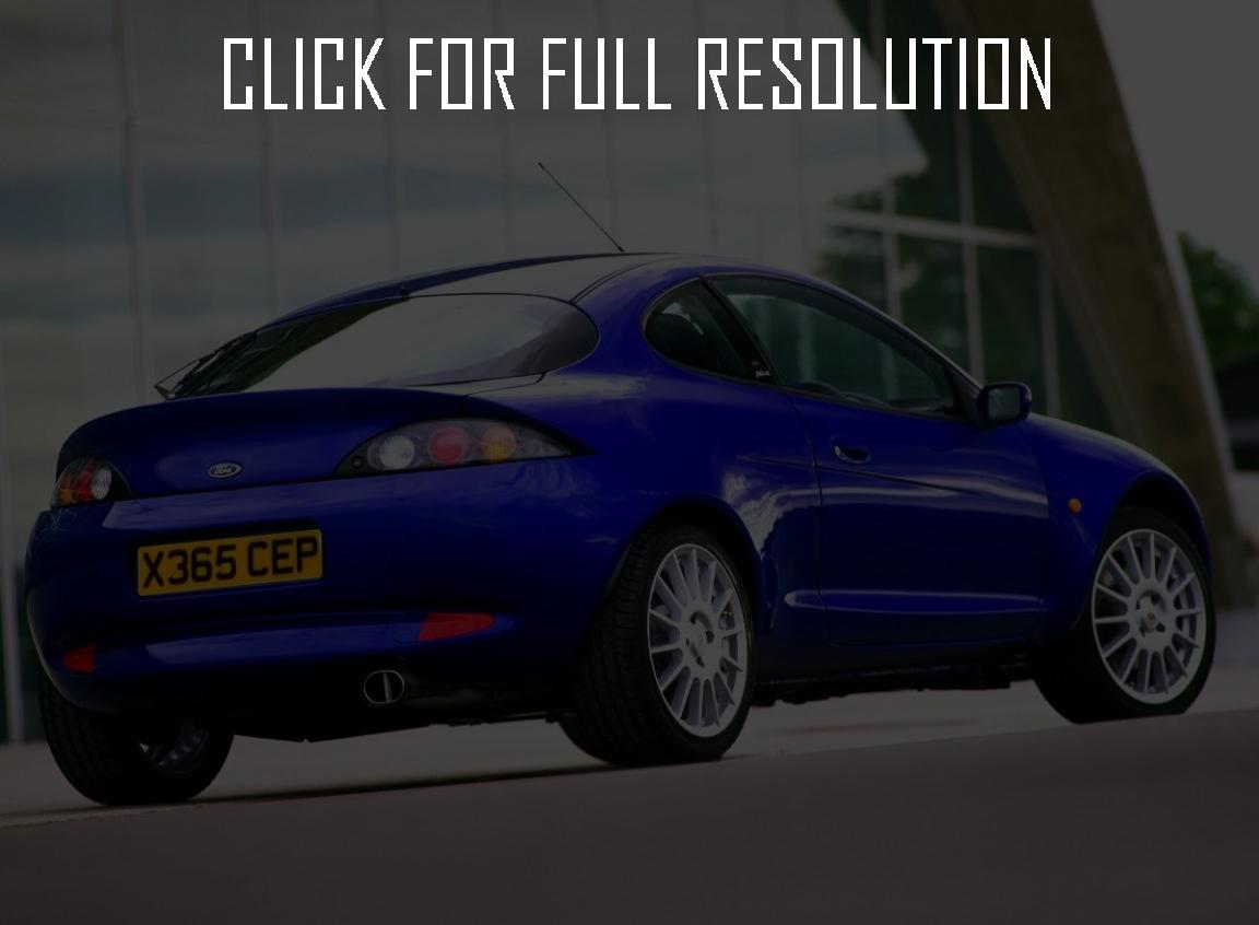Pictures of ford puma #6