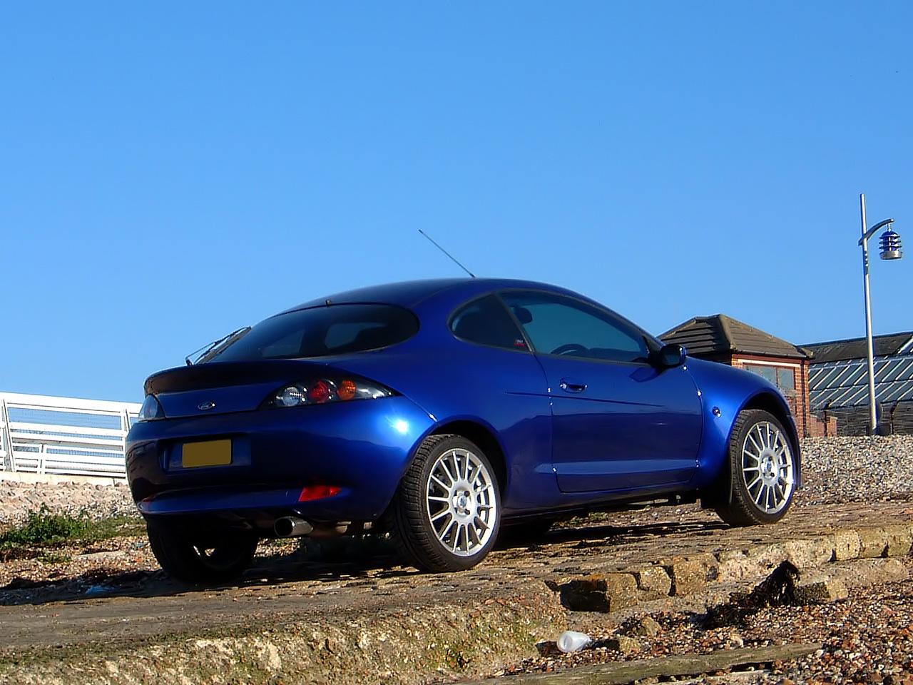 Pictures of ford puma #14