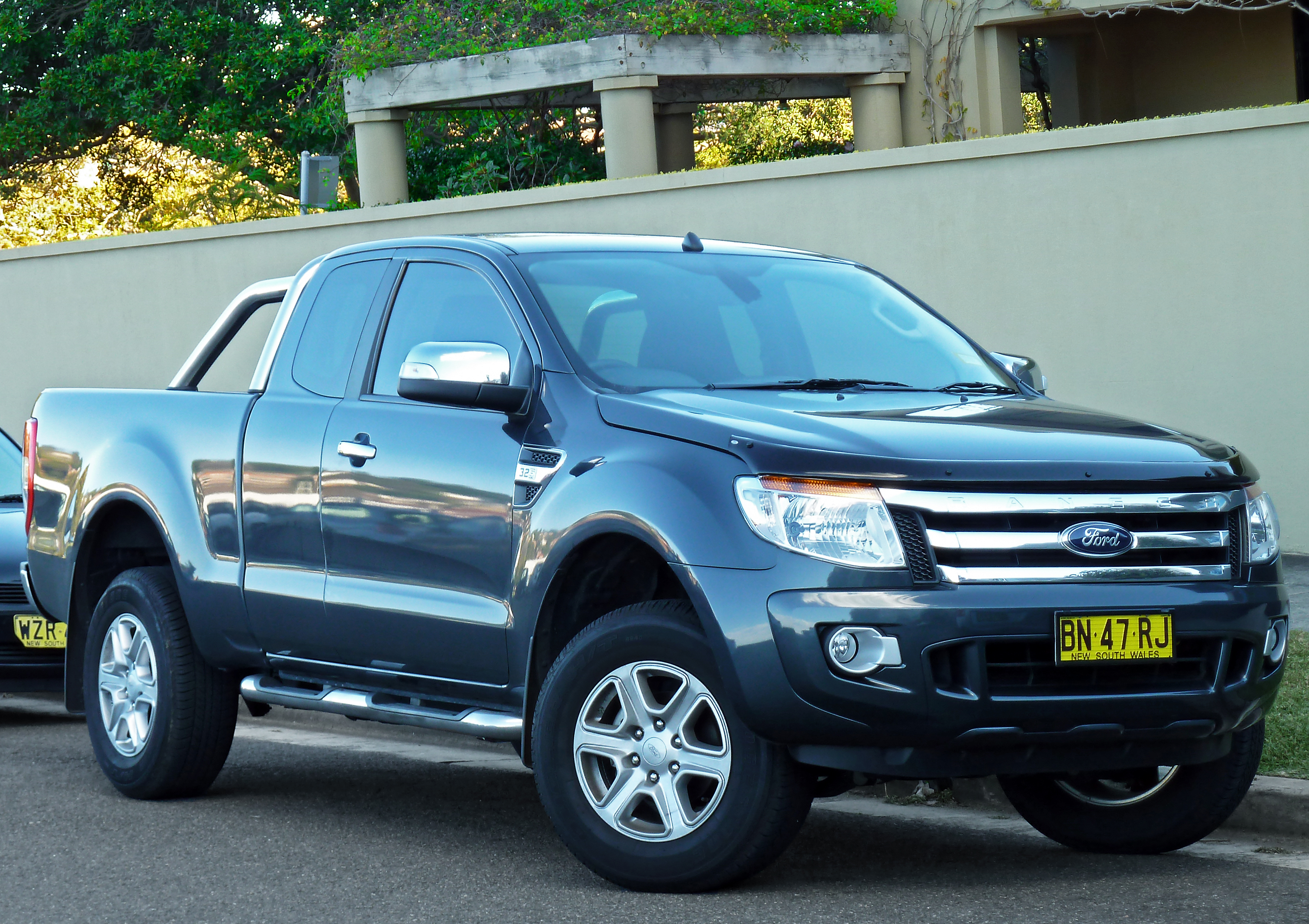 Pictures of ford ranger #7