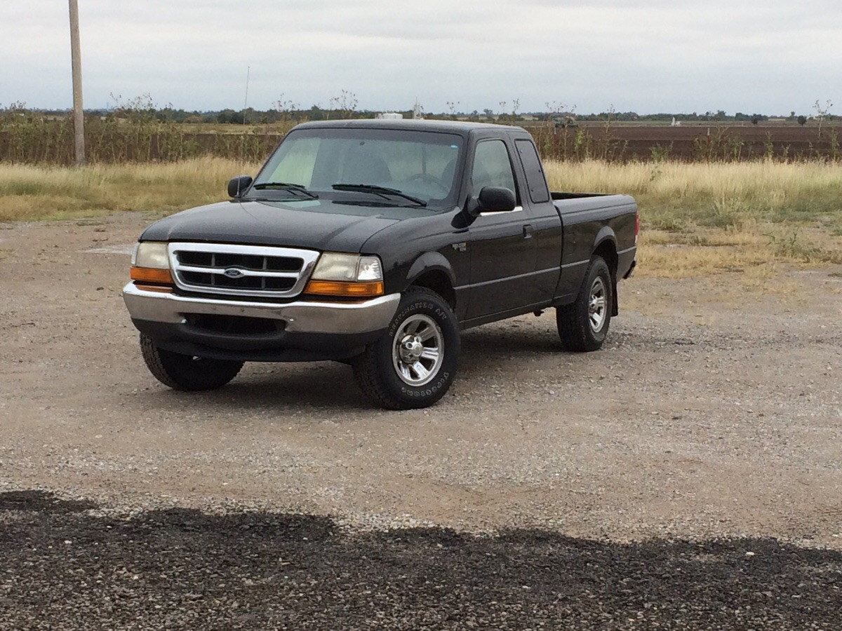 Pictures of ford ranger (r) 2000