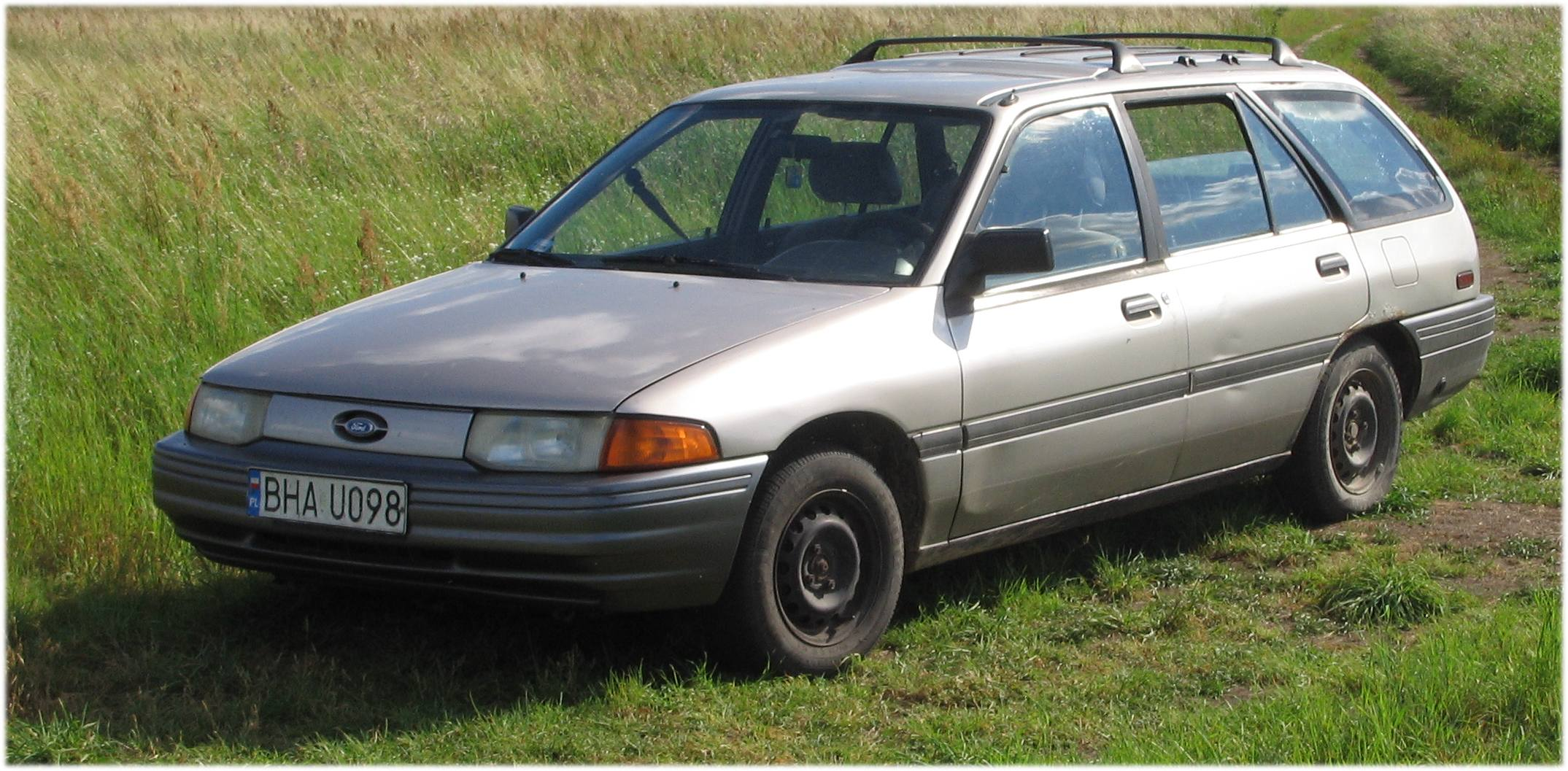 Pictures of ford scorpio i wagon (gge) 1992