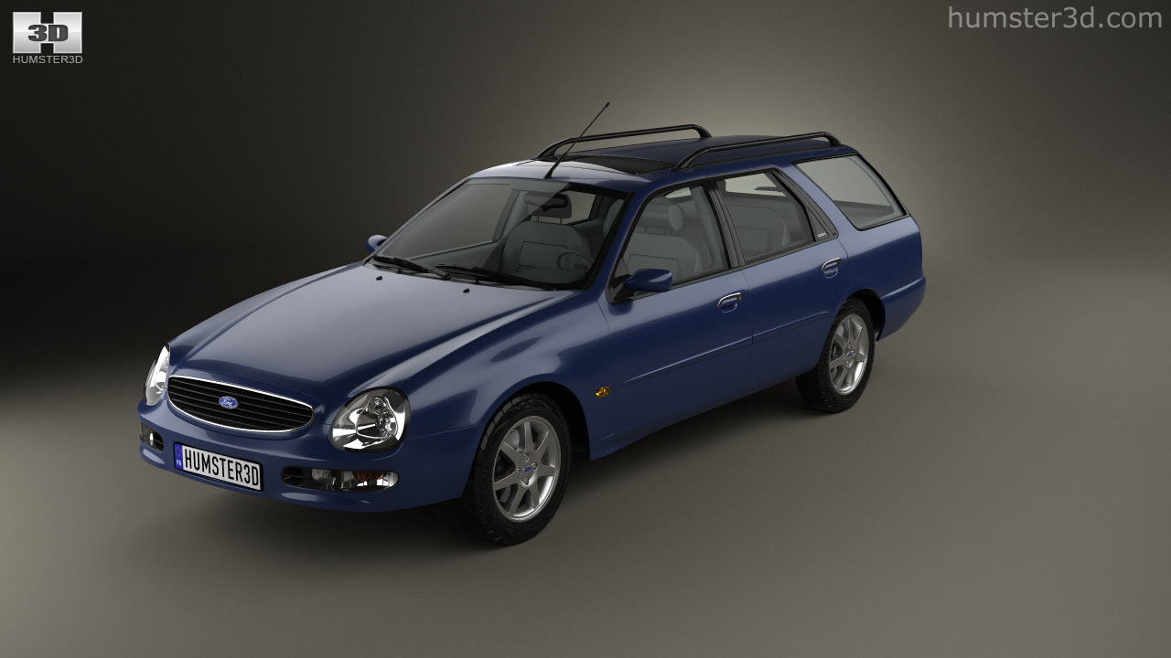 Pictures of ford scorpio ii wagon 1994