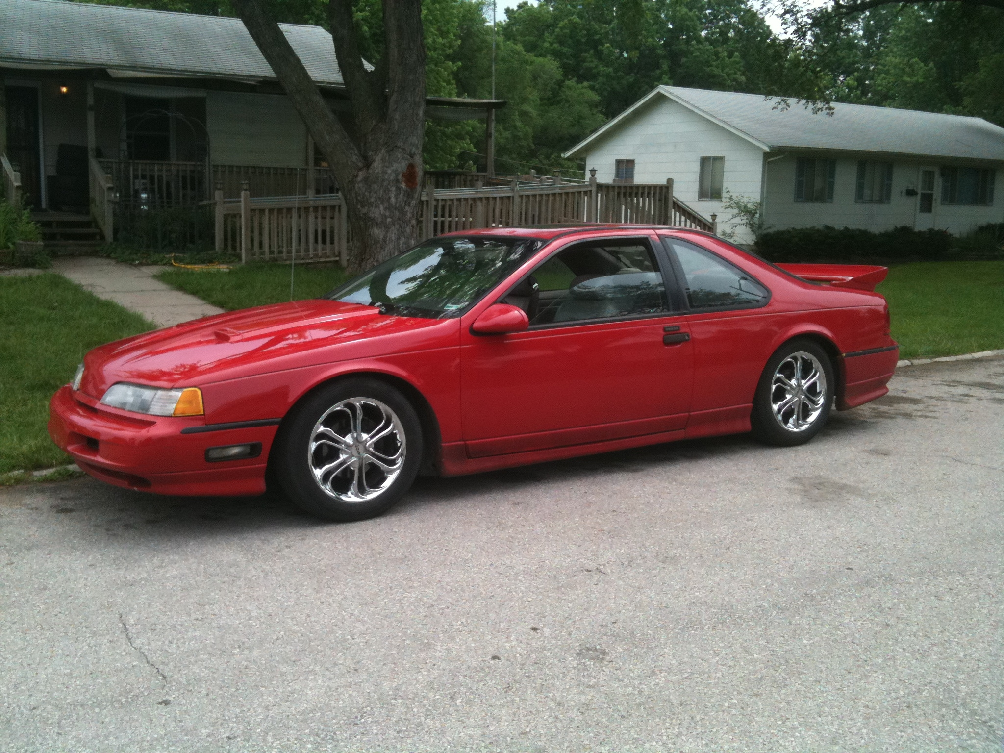 1991 Ford Thunderbird – pictures information and specs Auto
