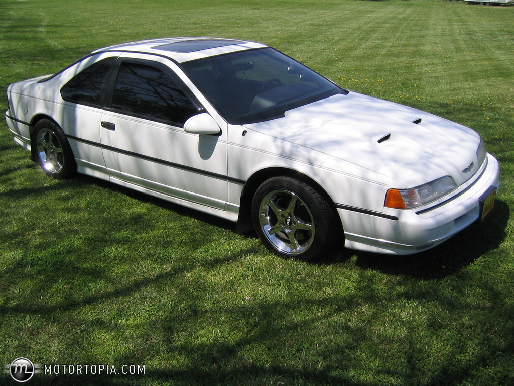 Pictures of ford thunderbird 1993