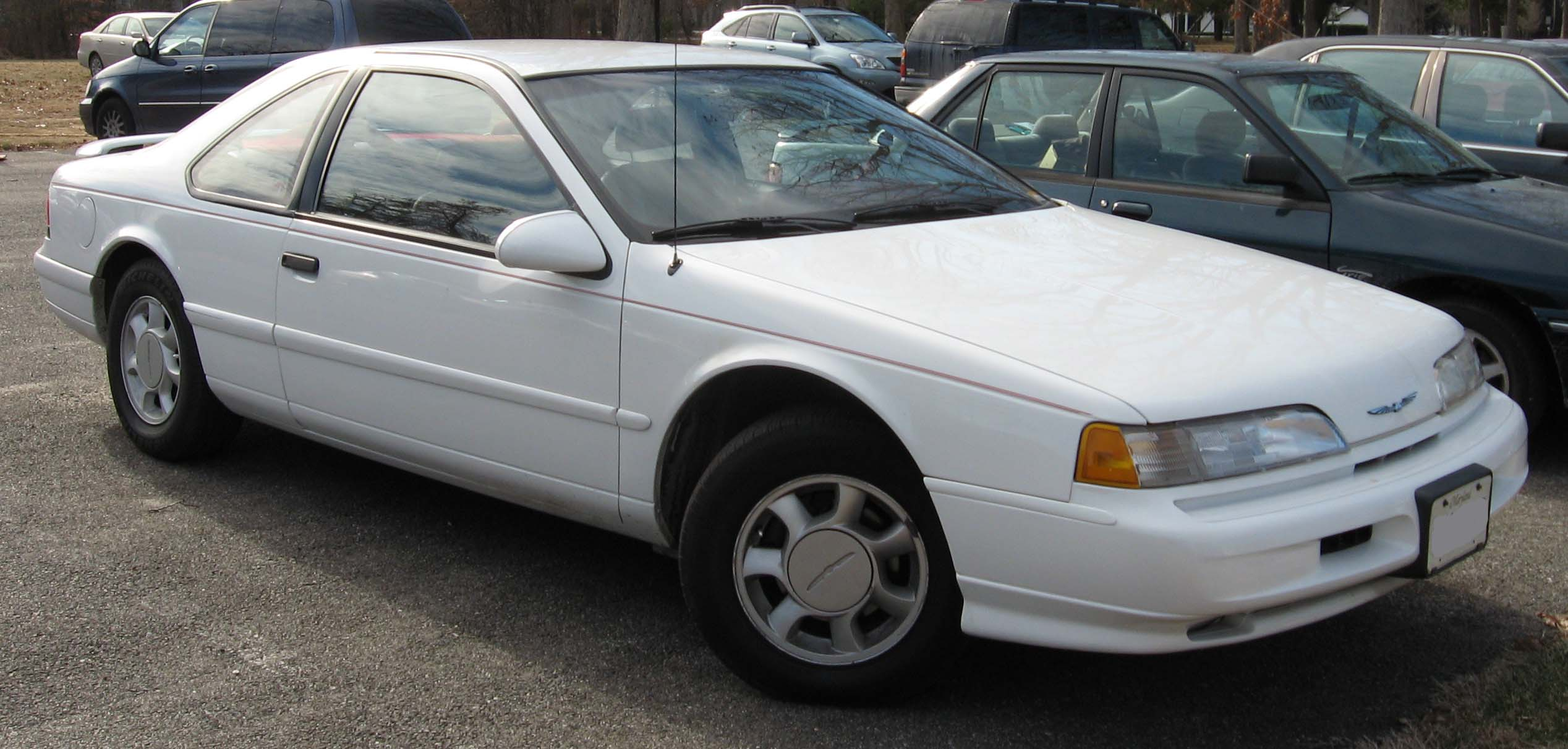 Pictures of ford thunderbird 1995 #1