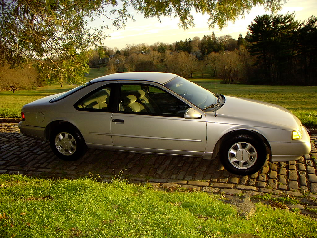 Pictures of ford thunderbird 1995 #9