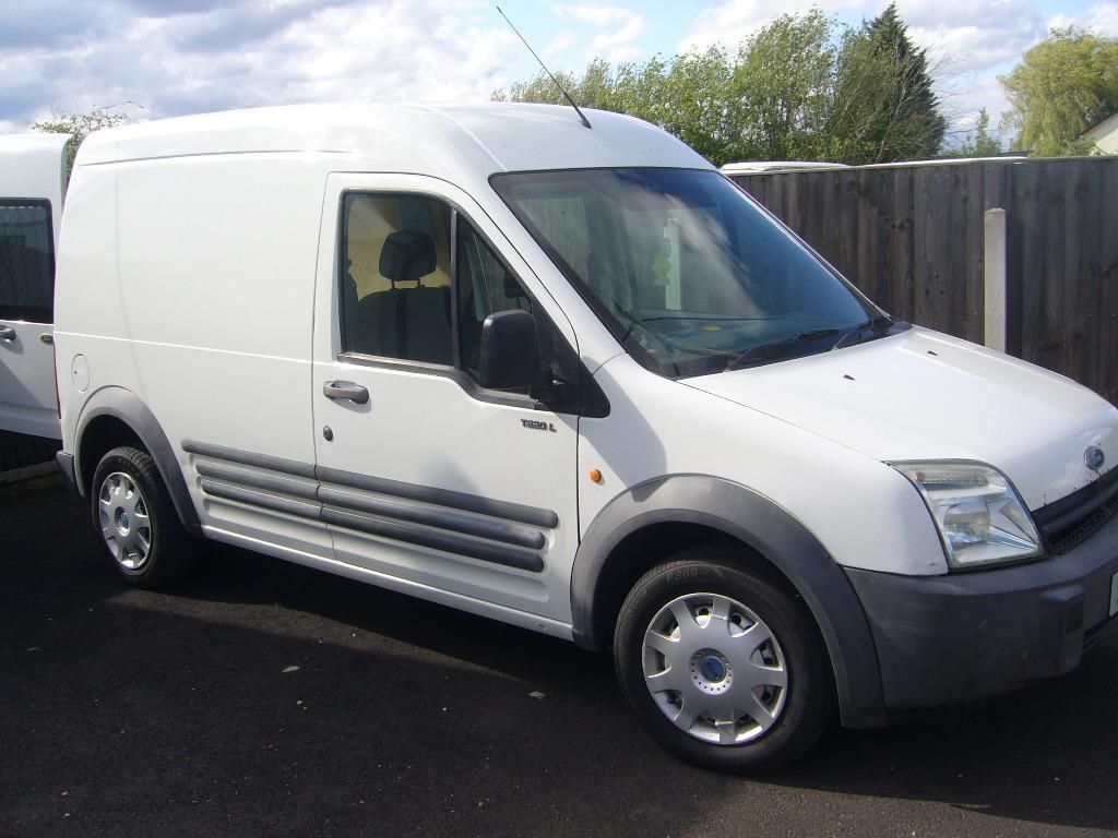 Ford Transit Wagon >> 2004 Ford Transit connect – pictures, information and ...
