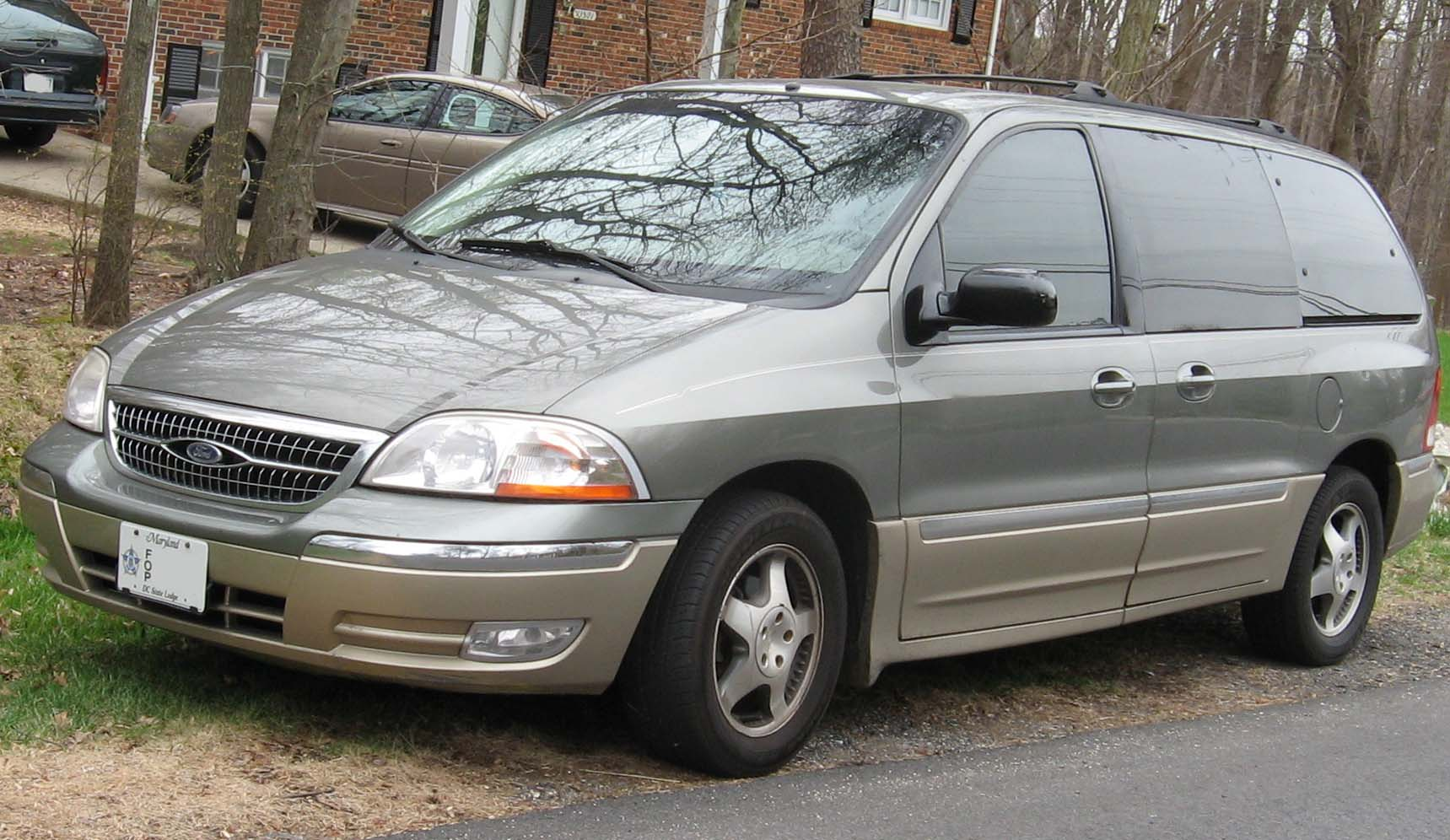 Pictures of ford windstar #13