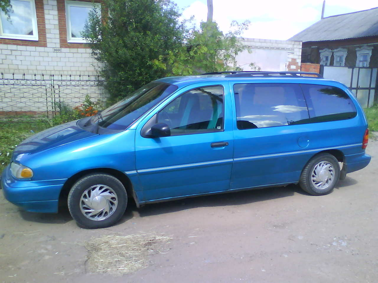 Pictures of ford windstar (a3) 1997 #5