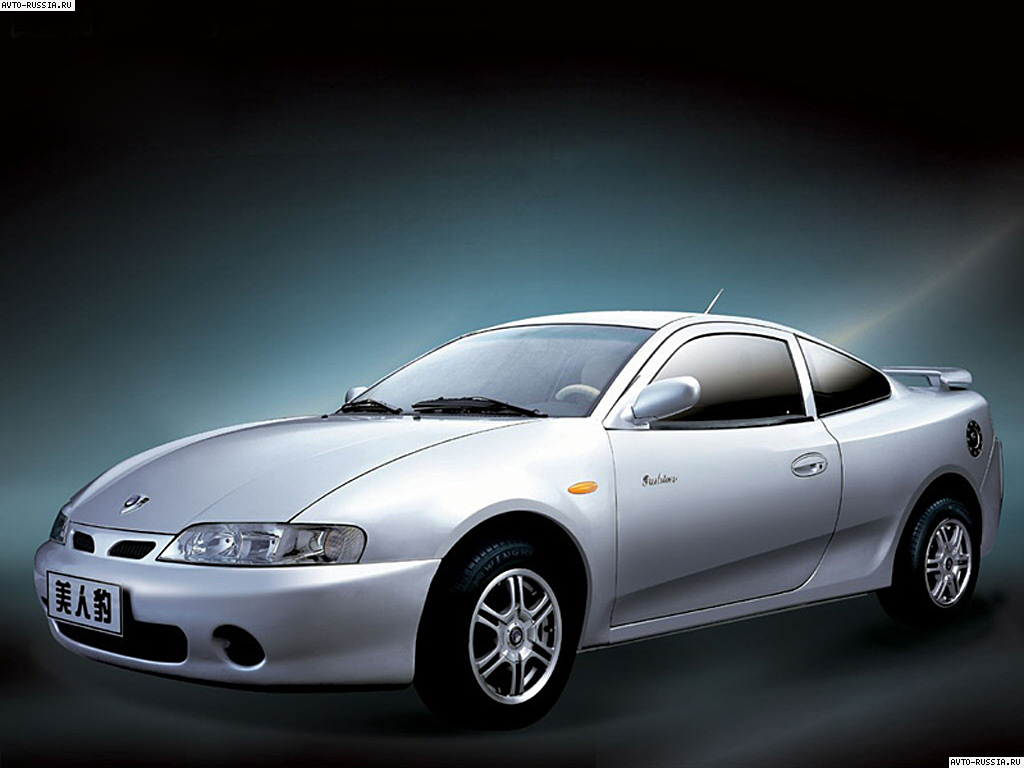 Pictures of geely beauty leopard 2007 #4