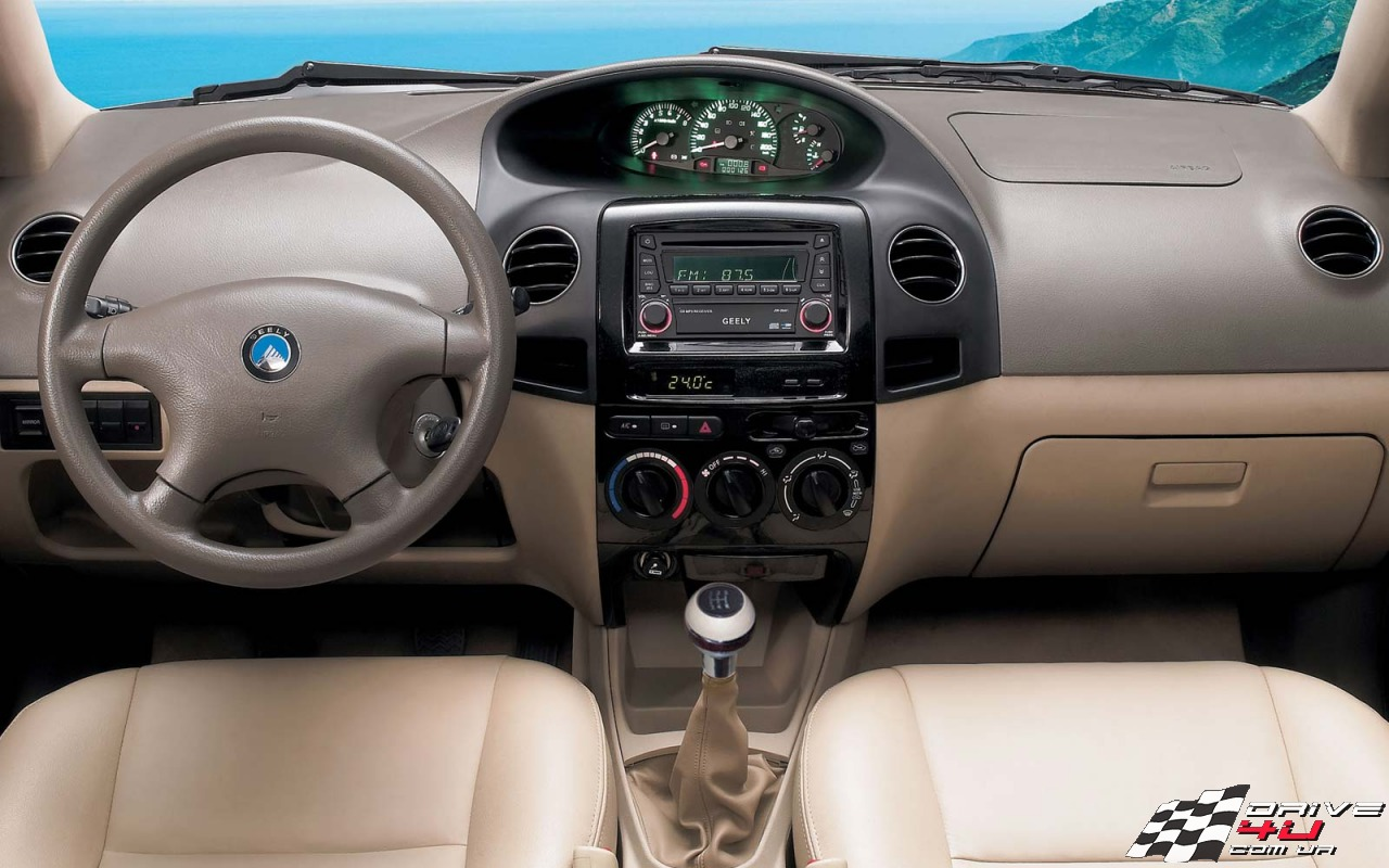 Pictures of geely ck 2007 #6