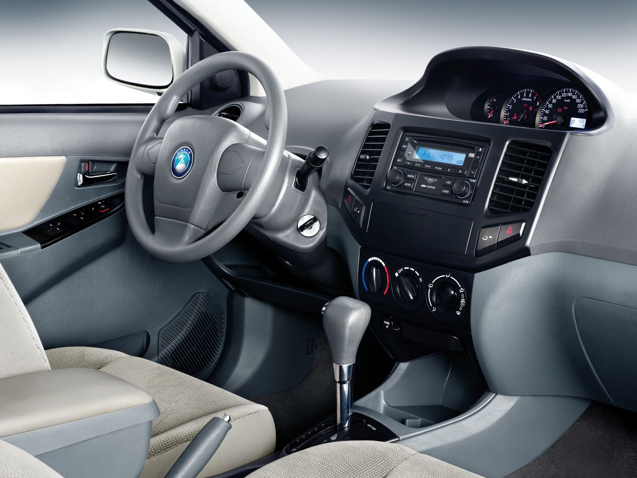 Pictures of geely ck 2008 #7