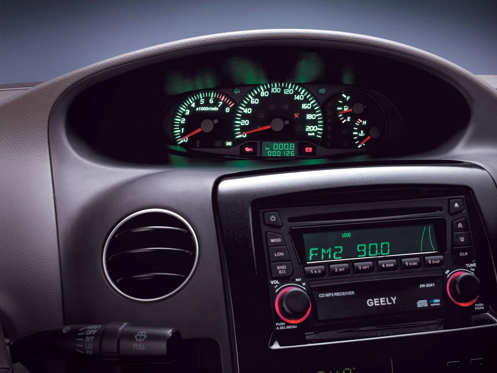 Pictures of geely ck 2008 #15