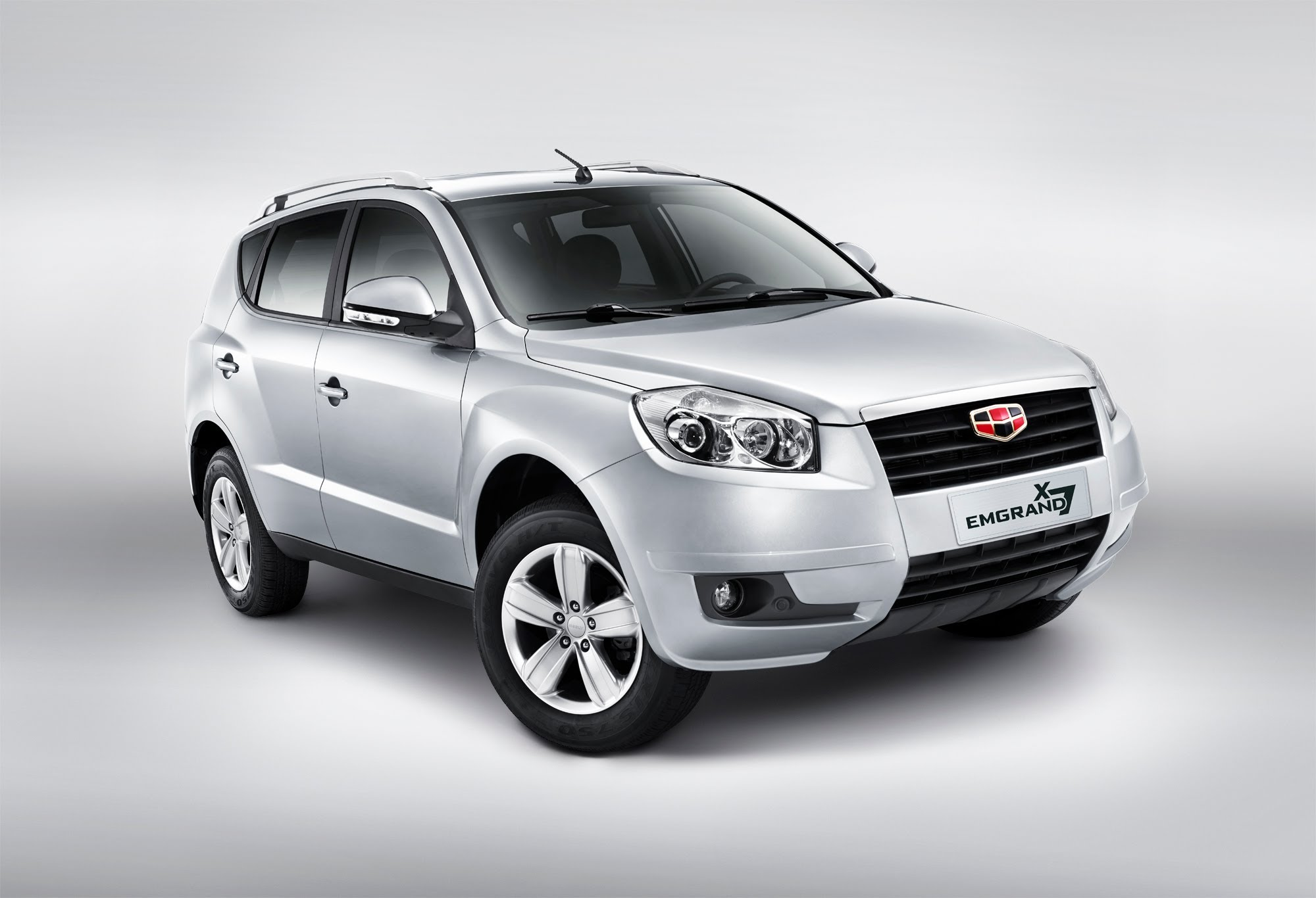 Pictures of geely ex 7 #4